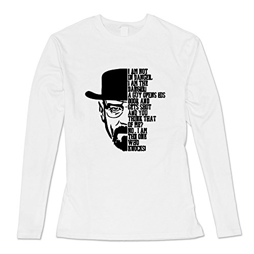 [Seico Lady Breaking Bad T-shirts White Size XXL] (Breaking Bad Jesse Costumes)