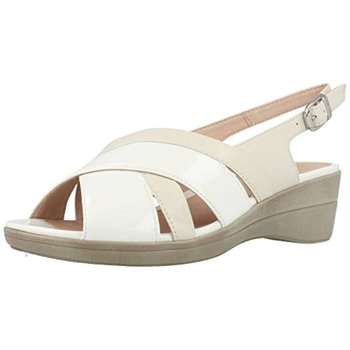 Stonefly Sandals and Slippers for Women, Colour White, Brand, Model Sandals and Slippers for Women Vanity III White White