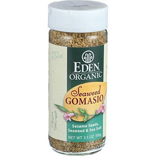 Eden Foods Salt Gomasio Ssme Seawd