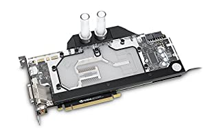 EKWB EK-FC GeForce GTX FE RGB GPU Waterblock, Nickel