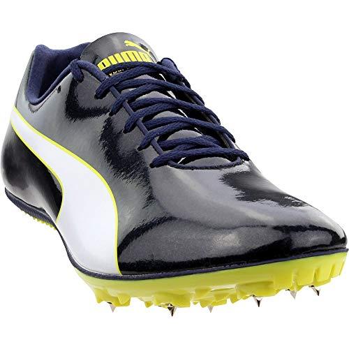 PUMA Mens Evospeed Sprint 9 Track/Field Athletic Black 11