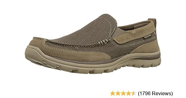 b1ea33a6 Amazon.com | Skechers Men's Superior Milford Slip-On Loafer | Shoes