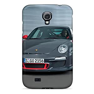 Protective Tpu Case With Fashion Design For Galaxy S4 (2010 Prosche 911 Gt3 Rs)