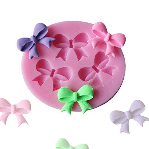 Molde de silicona para fondant de tartas, diseño de corbata de ...
