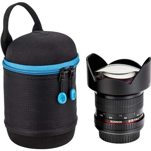 Electronics Lens Cases Tenba 5x3.5 Tools Lens Capsule Black ...
