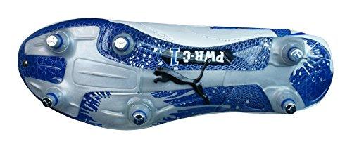 Puma PowerCat 1.10 SG Herren leder fußballschuhe White