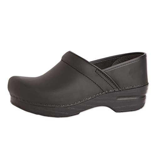 Dansko Women's Professional Shoe, Black Oiled, 41 M EU (10.5-11 US) by Dansko (Image #2)