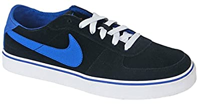 nike 6 0 skate shoes. nike 6.0 zoom mavrk lr shoe - black / varsity royal white 6 0 skate shoes