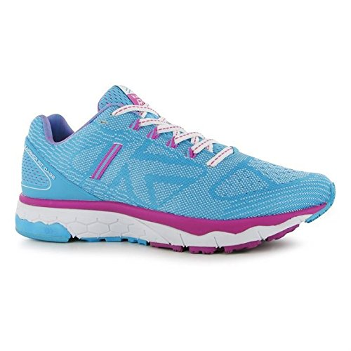 Aqua Ladies Excel Up White Womens Running Runners Karrimor Lace D30 Shoes Trainers Sports 2 qU7xxIw