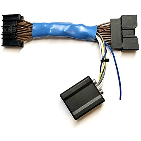 Amazon.com: Add A Sub Amplifier Adapter Interface w/Amp Remote Turn On Wire  to Factory OEM Car Stereo Radio System- Compatible with select Ford  Vehicles - No Factory Premium Amp/No Sony- Important- Vehicles | Ford Factory Radio Amp Wiring Harness |  | Amazon.com