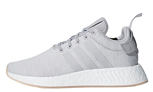 Adidas Originals Women's NMD_R2 Grey/Crystal White 8.5 B US