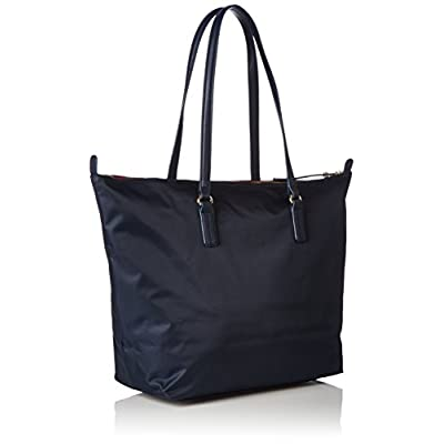 Tommy Hilfiger Womens Poppy Tote Blue 001 - more-bags