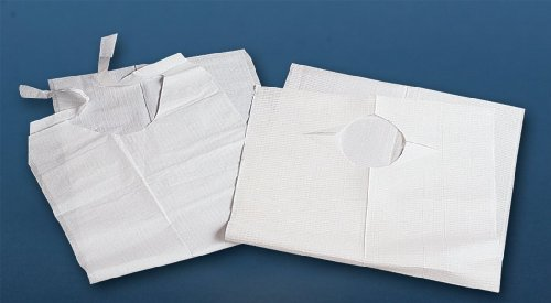 Medline Plastic Bib