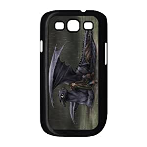 2015 customized Custom Cartoon Movie How To Train Your Dragon Back Case for SamSung Galaxy S3 i9300 JNS3-908