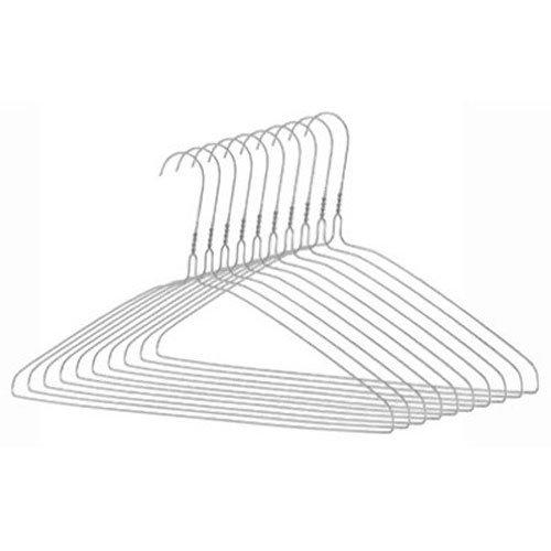 Whitmor Everyday Hangers Set of 10