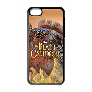 Ipod 6 Touch 6 Cell Phone Case Black The Black Cauldron Wvwys Protective Csaes Cover