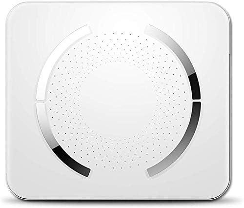 ZGQA-AOC Inteligente Básculas for el hogar de Grasa Corporal Escala de precisión básculas de baño duraderos pequeñas Escamas Bluetooth electrónicos compactos: Amazon.es: Hogar