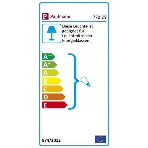 New Paulmann Lampe De Table Allumage Eteinte Tactile