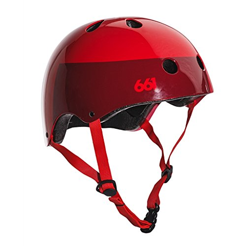- 661 Youth Dirt Lid Helmet (Red, Large/X-Large) (CPSC)