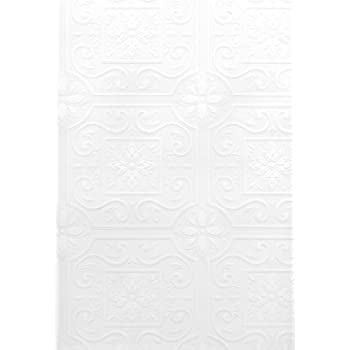 Lovely Brewster 429 6757 Paintable Solutions III Scrolls In Boxes Paintable  Wallpaper, 20.5 Inch
