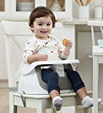 Regalo 2-in-1 Booster Seat and Grow with Me Floor