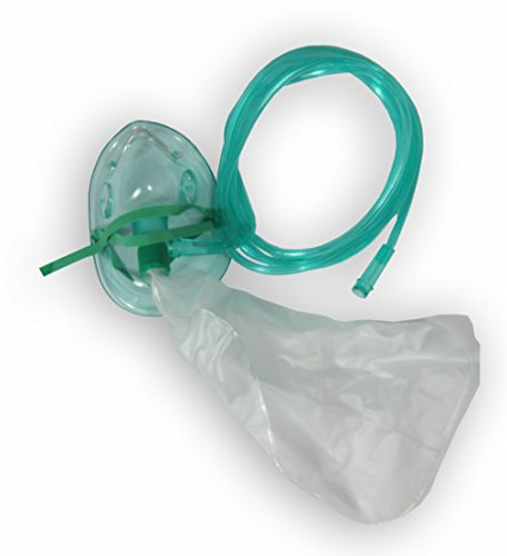 NON-REBREATHER MASK W/ VENT-PEDIATRIC
