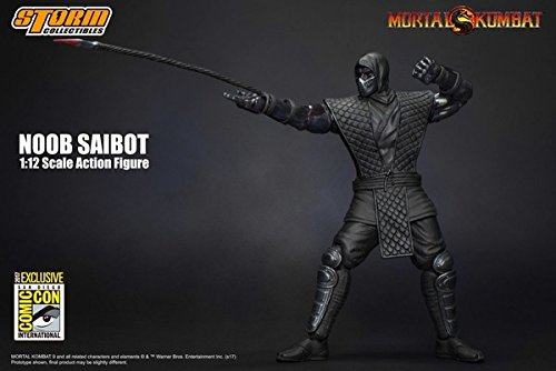 Mortal Kombat Noob Saibot SDCC Comic Con 2017 Exclusive 1/12th -