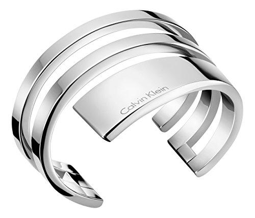 CALVIN KLEIN - Bracelet Rigide Ouvert Calvin Klein Beyond - KJ3UMF0001 - S