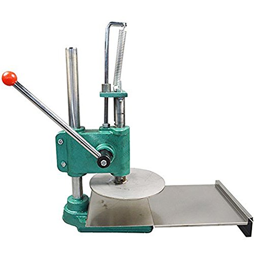 Funwill BIg Dough Roller Dough Sheeter Pasta Maker Household Pizza Pastry Press Machine Stainless Steel Handle Extension Stable Control Light Weight Sheeting Bread Molder Pie Crust Roti Sheet