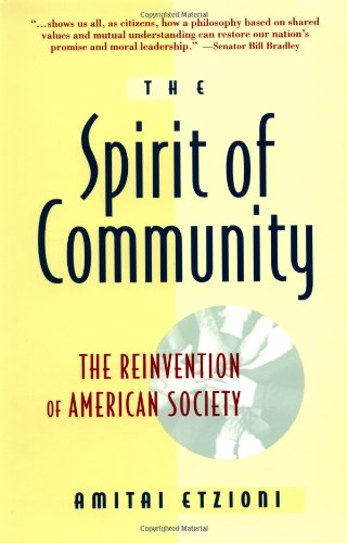 Spirit Of Community