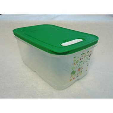 Tupperware Fridgesmart Medium Deep 16 Cup Veggie Container