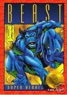 667180feb22 Amazon.com  1992 X-Men Series I HOLOGRAM Insert Set of 5 Cards NM M ...