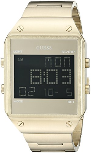 GUESS U0596G3 Stainless Digital Deployment product image