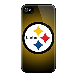 Shock Absorbent Hard Phone Case For Iphone 6 (avz13962WLuo) Custom Beautiful Pittsburgh Steelers Image