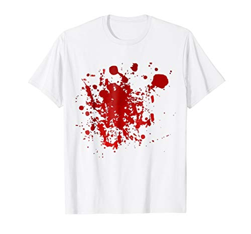 HALLOWEEN COSTUME - Bloody - Blood - Horror - White -