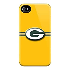 New Arrival Case Specially Design For Iphone 4/4s (green Bay Packers)