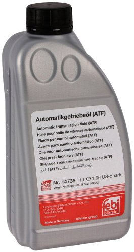 Febi-Bilstein Auto Trans Fluid 1-Liter /12 Per Case