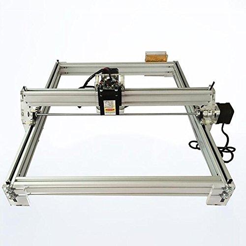 Genmine 300mw Cnc Laser Engraver Cutter Machine Metal