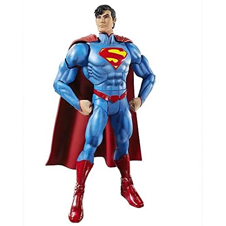 019bb1973036 Image Unavailable. Image not available for. Color  DC Universe Classics  Superman  Justice League of America Collector Figure