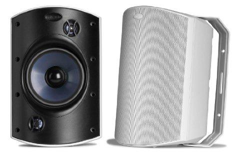 Polk Audio Atrium 8 SDI Speaker (Single, White)