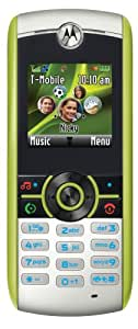 Motorola Renew W233 Prepaid Phone, Green (T-Mobile)
