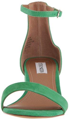 Green Sandal Dress Steve Suede Heeled Women Irenee Madden q6pvw8