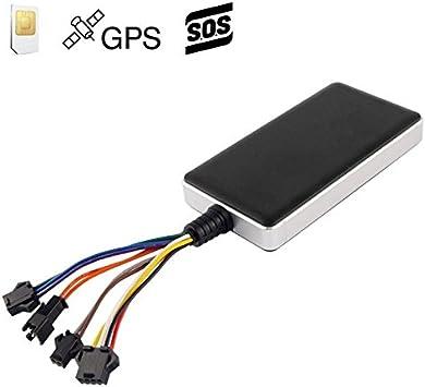 Localizador GPS para automóvil con tarjeta SIM micro espía GSM ...