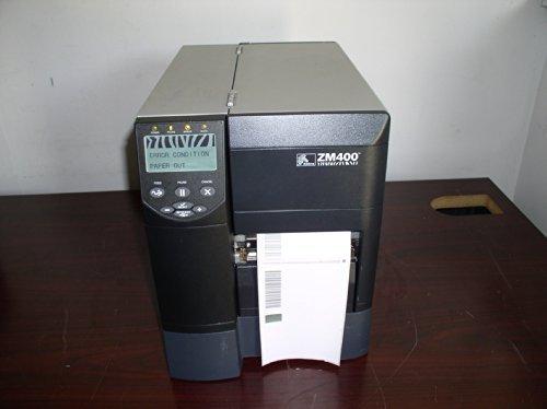 Zebra ZM400 (ZM400-2001-0000T) Thermal Barcode Printer - Zebra 0000t