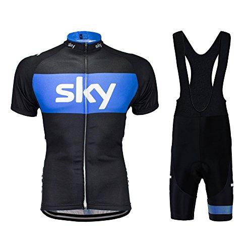 Tights Cycling Outdoor Jersey + Shorts - 1