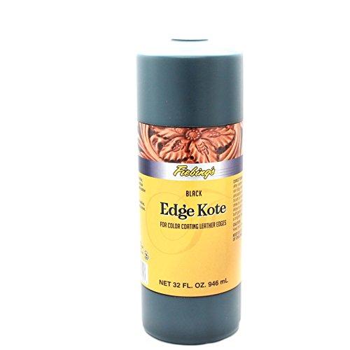 - Black Fiebing's Edge Kote 32 fl oz (946 mL) 2226-01