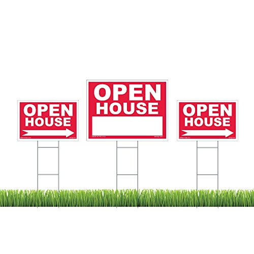 Open House Sign Kit Professional product image