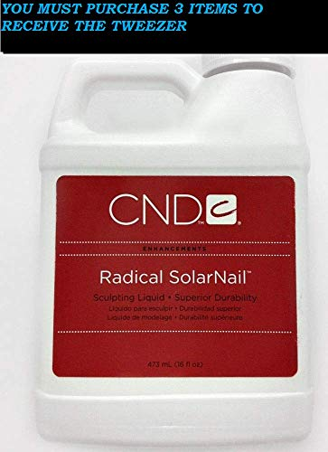 Rdical SolarNail LIquid +Plus Free Gift With This Purchase (Solarnail Liquid)