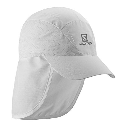 - Salomon XA+ Cap, White, Small/Medium