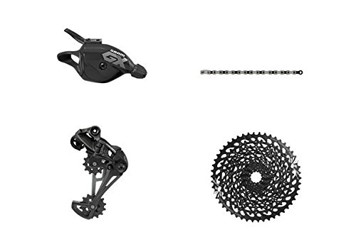SRAM GX Eagle Trigger Shifter Groupset without Crankset by SRAM